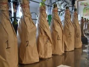 wine tasting-blind
