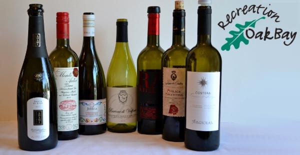 Viva Italia Wine tasting