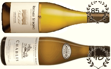 rodney strong chardonnay and chablis