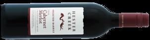 Hester Creek cabernet merlot red wine